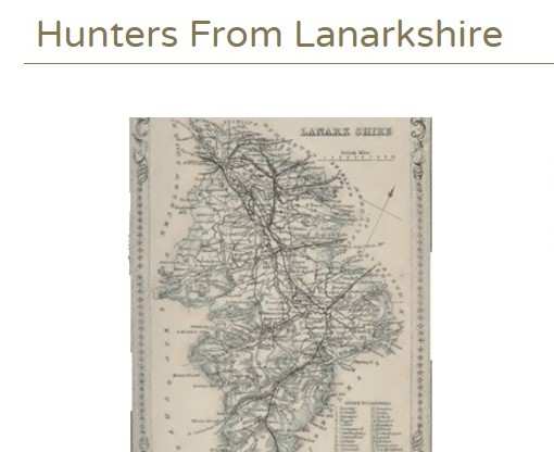 Hunters From Lanarkshire