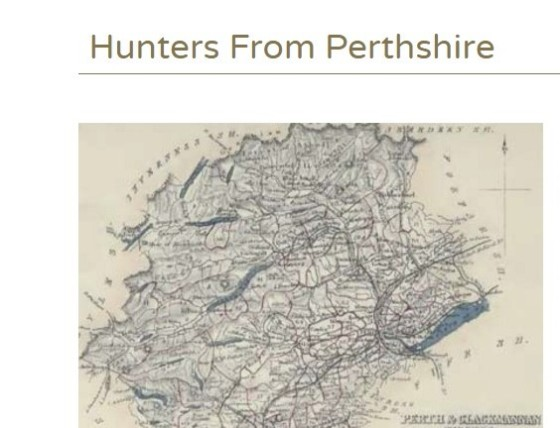 Hunters From Perthshire